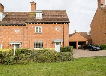 Thumbnail Semi-detached house to rent in Batemans Mews, Warley, Brentwood