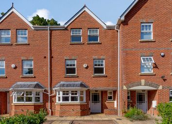 Thumbnail 4 bed terraced house for sale in Hyde Place, Summertown