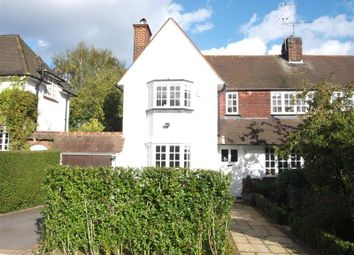 Thumbnail 5 bed semi-detached house to rent in Ruskin Close, Hampstead Garden Suburb