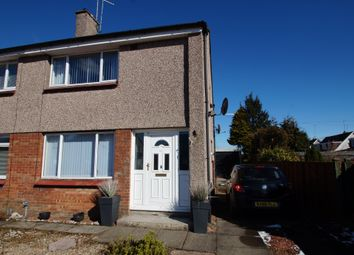 Thumbnail 2 bed semi-detached house for sale in Uist Drive, Kirkintilloch