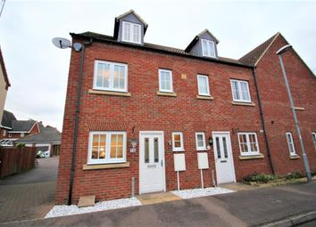 3 bed end terrace house for sale in Grenadier Close, Bedford MK41