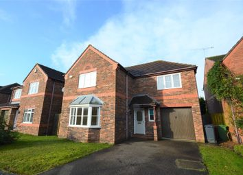 4 bed detached house for sale in Rivermead, Lincoln, Lincolnshire LN6