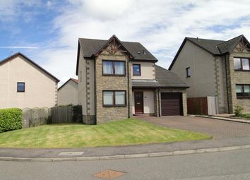Thumbnail 3 bed detached house to rent in Sutherland Crescent, Abernethy, Perth