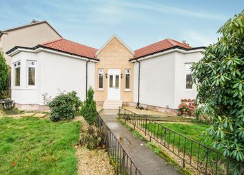 Thumbnail 3 bedroom detached bungalow for sale in Hillend Road, Glasgow