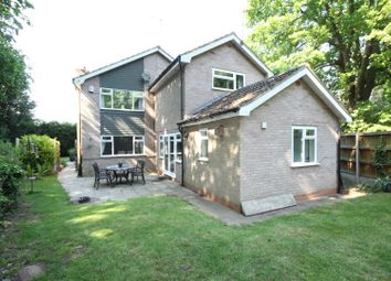 Thumbnail 5 bed detached house for sale in Ladybank Road, Mickleover, Derby
