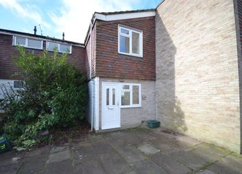 Thumbnail 3 bed terraced house to rent in Silvester Close, Basingstoke