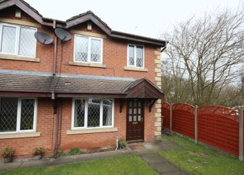 Thumbnail 2 bed semi-detached house for sale in Margroy Close, Syke, Rochdale