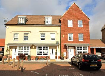 Thumbnail 4 bed terraced house for sale in Overton Road, Worthing, West Sussex