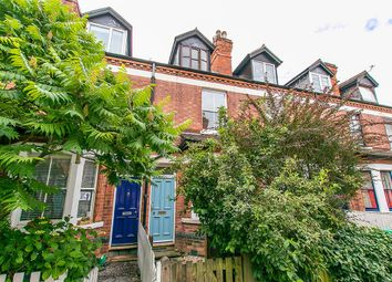 Thumbnail 3 bed town house for sale in Wesley Grove, Carrington, Nottingham