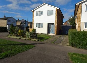 Thumbnail 3 bedroom detached house to rent in Gun Lane, Knebworth, Hertfordshire