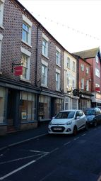 Thumbnail 2 bed flat to rent in High Street, Much Wenlock, Shropshire