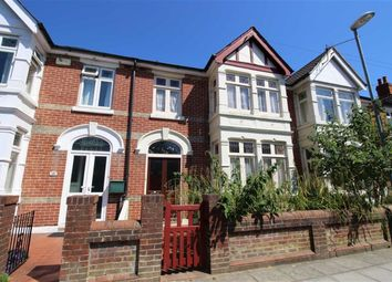 Thumbnail 3 bedroom terraced house for sale in Salisbury Road, Cosham, Portsmouth