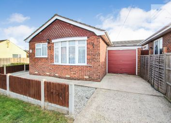 Thumbnail 1 bed bungalow for sale in Corona Road, Canvey Island