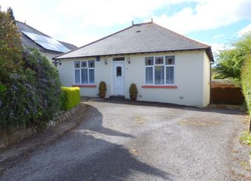 Thumbnail 3 bedroom detached bungalow for sale in Underlane, Plymstock, Devon