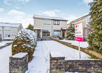 Thumbnail 2 bedroom semi-detached house for sale in Darnley Drive, Kilmarnock