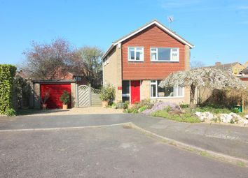 3 bed detached house for sale in Barking Close, Luton, Bedfordshire LU4