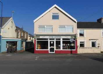 3 bed terraced house for sale in High Street, Borth SY24