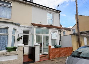 Thumbnail 2 bedroom end terrace house for sale in Percival Road, Portsmouth