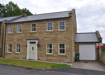 Thumbnail 4 bed detached house for sale in Orchard Gardens, Haltwhistle, Northumberland.