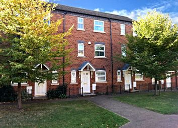 Thumbnail 3 bed town house for sale in Lagoon Road, Tamworth