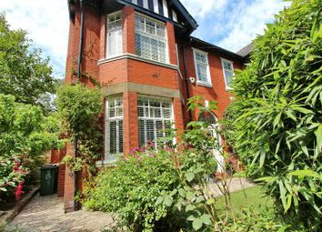 Thumbnail 4 bed semi-detached house for sale in Hamilton Road, Whitefield, Manchester