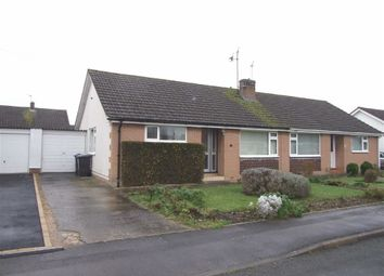 Thumbnail 3 bed semi-detached bungalow for sale in Avon Road, Melksham