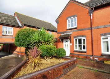 Thumbnail 2 bed semi-detached house for sale in Verbena Close, Abbeymead, Gloucester