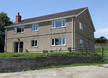 Thumbnail 5 bed farm for sale in Rehoboth Road, Five Roads, Llanelli