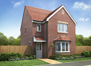 """Thumbnail 3 bed detached house for sale in """"The Harrington """" at Lionheart Avenue, Bishops Tachbrook, Leamington Spa"""