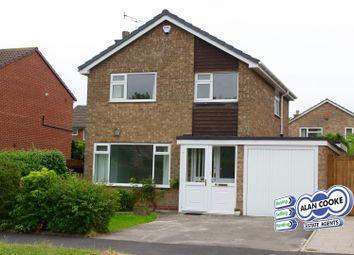 Thumbnail 3 bedroom detached house for sale in Birkdale Drive, Alwoodley, Leeds