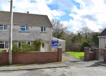 Thumbnail 3 bed semi-detached house for sale in Moorfield Avenue, Clarbeston Road