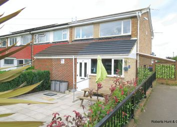 Thumbnail 3 bed terraced house for sale in Stourton Avenue, Hanworth, Feltham