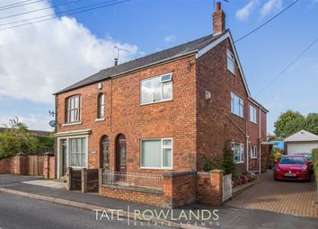 Thumbnail 3 bed semi-detached house for sale in Dolwen Cottage, Village Road, Northop Hall