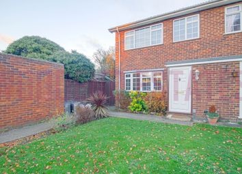 Thumbnail 3 bed end terrace house for sale in Vineries Close, West Drayton