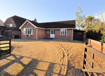 Thumbnail 4 bed detached bungalow for sale in Gloucester Drive, Staines-Upon-Thames, Middlesex
