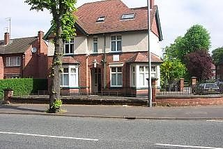 Thumbnail 1 bed flat to rent in Westdale Lodge, Compton Road, Wolverhampton