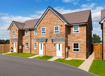 "Thumbnail 3 bed semi-detached house for sale in ""Palmerston"" at St. Benedicts Way, Ryhope, Sunderland"