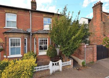 Thumbnail End terrace house for sale in Lower Street, Stansted, Essex