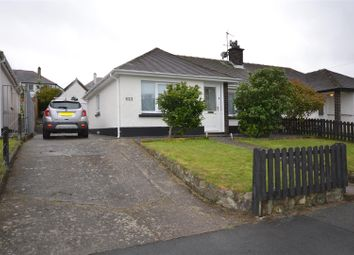 Thumbnail 2 bed semi-detached bungalow for sale in Anwylfan, Aberporth, Cardigan