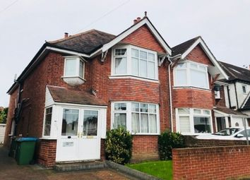 Thumbnail 3 bed property to rent in Charlton Road, Shirley, Southampton