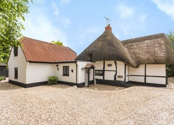 Thumbnail 4 bed cottage for sale in School Lane, Milton, Abingdon