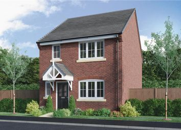 """Thumbnail 3 bedroom detached house for sale in """"Malvern"""" at Lowbrook Lane, Tidbury Green, Solihull"""