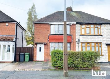 Thumbnail 2 bedroom semi-detached house for sale in 52 Hilton Road, Wolverhampton