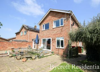 Thumbnail 3 bed detached house for sale in The Close, Hemsby, Great Yarmouth