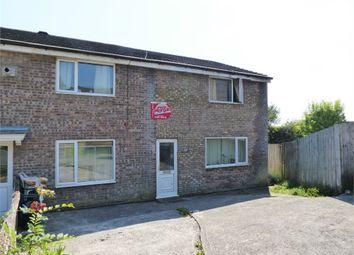 Thumbnail 3 bed semi-detached house for sale in Hedgemoor, Brackla, Bridgend, Mid Glamorgan