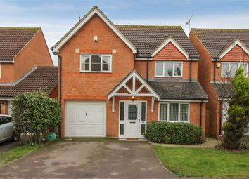 Thumbnail 4 bed detached house for sale in Byford Way, Leighton Buzzard