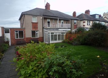 Thumbnail 4 bedroom semi-detached house for sale in Northumberland Avenue, Gosforth, Newcastle Upon Tyne