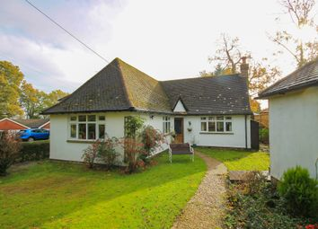 Thumbnail 3 bed detached bungalow for sale in Windmill Lane, Ashurst Wood, East Grinstead
