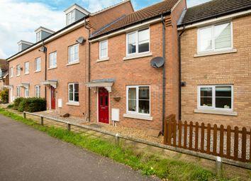 Thumbnail 2 bed terraced house for sale in Sheepwash Way, Longstanton, Cambridge
