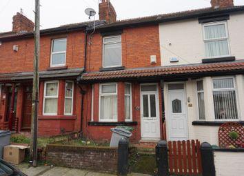 Thumbnail 2 bed terraced house for sale in Elmswood Road, Birkenhead